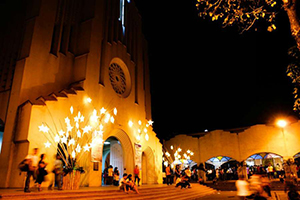 Baclaran shrine to OMPH