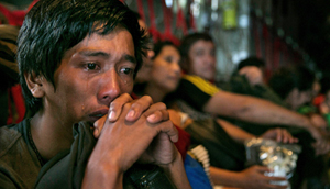 help the victims of the typhoon in Philippines