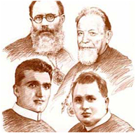 Blessed Nicholas Charnetsky and companions