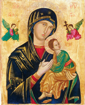 OLPH-icon-Our_Holy_Mother_Of_Perpetual_Succour