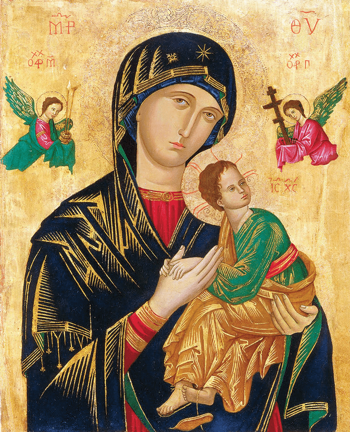 The Redemptorists Our Mother Of Perpetual Help