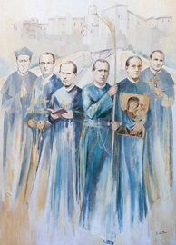 Feast of the Redemptorist martyrs of Cuenca, Spain